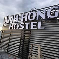 Biển hiệu nhà nghỉ, khách sạn, hotel